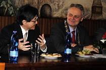 Do Rakovníka přijela Jaroslava Jermanová spolu s velvyslanci z JAR, Mexika a Japonska.