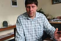 Ředitel Jan Jirátko