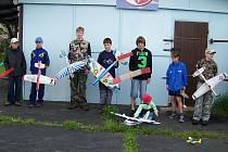 Okresní přebor leteckých modelářů