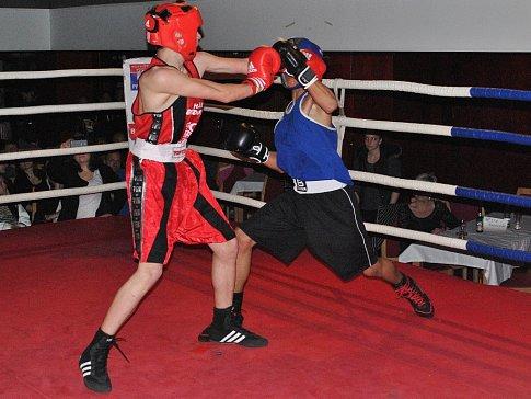 8. ročník galavečera bojových sportů Rakovník