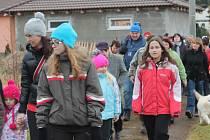 Tříkrálový pochod v Lišanech