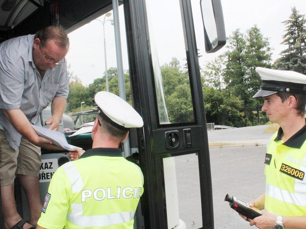 Dopravně-bezpečnostní kontroly