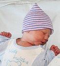 VILÉM VODŇANSKÝ, PRAHA Narodil se 16. října 2017. Po porodu vážil 3,26 kg. Rodiče jsou Dominika a Tomáš. Sourozenci Šimon a Mikeš.