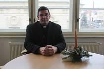 Zdeněk Veselý, pravoslavný farář z Hořesedel