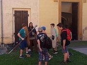 Na Den s Kelty přišlo do muzea více jak čtyři sta dětí.
