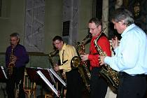 Saxofonové kvarteto