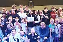 Boxeři dětem 2015