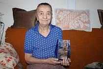 Zdeňka Marečková dobrovolnice Středočeského kraje