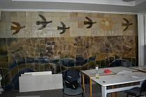 Rozšíření městské galerie Viktora Olivy v Novém Strašecí.