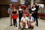 V Novostrašeckém kulturním centru se uskutečnil Maškarní ples.