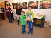 V Muzeu T. G. M. v Novém Strašecí se uskutečnil sedmý ročník O nejchutnějšího a nejlepšího beránka. V dětské a dospělé kategorii.