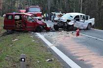 Policisté hledají  svědky tragické nehody, která se stala ve čtvrtek krátce před šestou hodinou na silnici I/27.