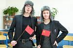 Gymnázium uspořádalo Projektový den k 30. výročí sametové revoluce.