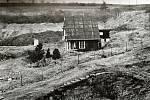 V místech, kde je dnes sídliště V Jamce, stál do počátku osmdesátých let pouze jeden osamocený domek.