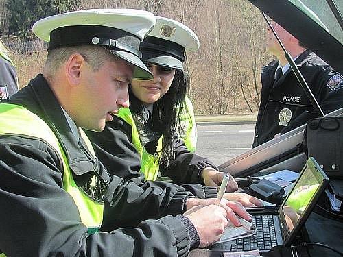 Dopravně-bezpečnostní akce na Rakovnicku
