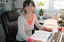 Jitka Ledvinová, ředitelka Úřadu práce v Rakovníku