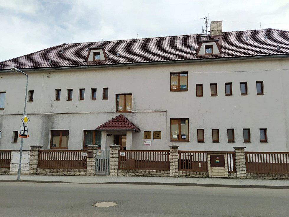 Dětský domov Nové Strašecí.