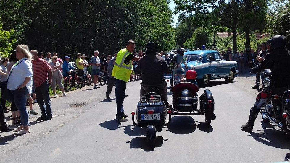 Auto moto veteráni Bucek 2019.