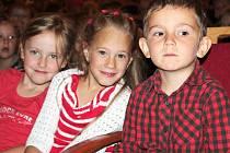 Děti z Rakovnicka v Tylově divadle
