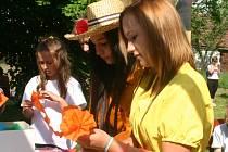 Dětský den v Jesenici slaví žáci ze všech místních škol