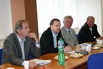 Jednání Valné hromady Okresní agrární komory v Rakovníku