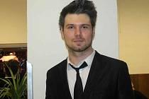 Talentovaný zpěvák Jan Staněk