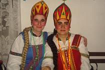 Dospělí řádili na karnevalu v Hořesedlích