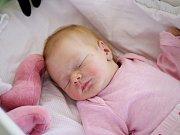 ADRIANA VOKÁLOVÁ, PRAHA Narodila se 25. března 2018. Po porodu vážila 3 kg a měřila 50 cm. Rodiče jsou Kristýna a Aleš.