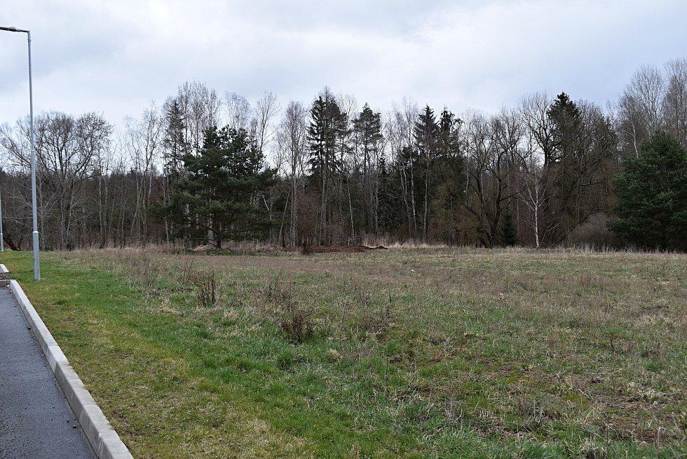 V části Lužná II u nově vznikající zástavby vznikne nový park.