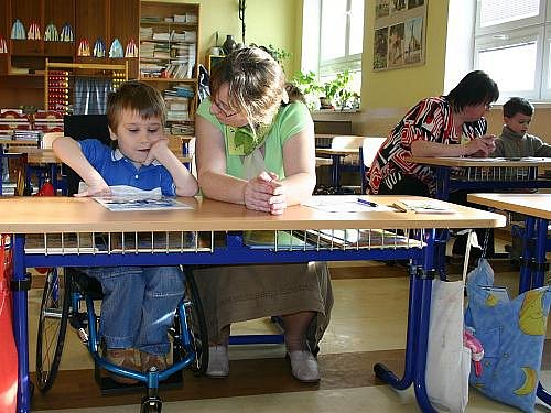 Zápis do prvních tříd ZŠ v Novém Strašecí 2011
