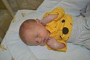 TOBIÁŠ HIKL, RAKOVNÍK. Narodil se 4. ledna 2019. Po porodu  vážil 3,3 kg a měřil 48 cm. Rodiče jsou Kristýna a Pavel.