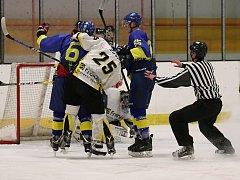 Hokejisté HC Rakovník si v 8. kole krajské ligy poradili s Neratovicemi, které zdolali 4:1.