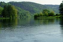 Údolí řeky Berounky
