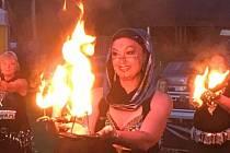 Červencové Čarodějnice 2021 přilákaly na Tyršovo koupaliště dva tisíce lidí.