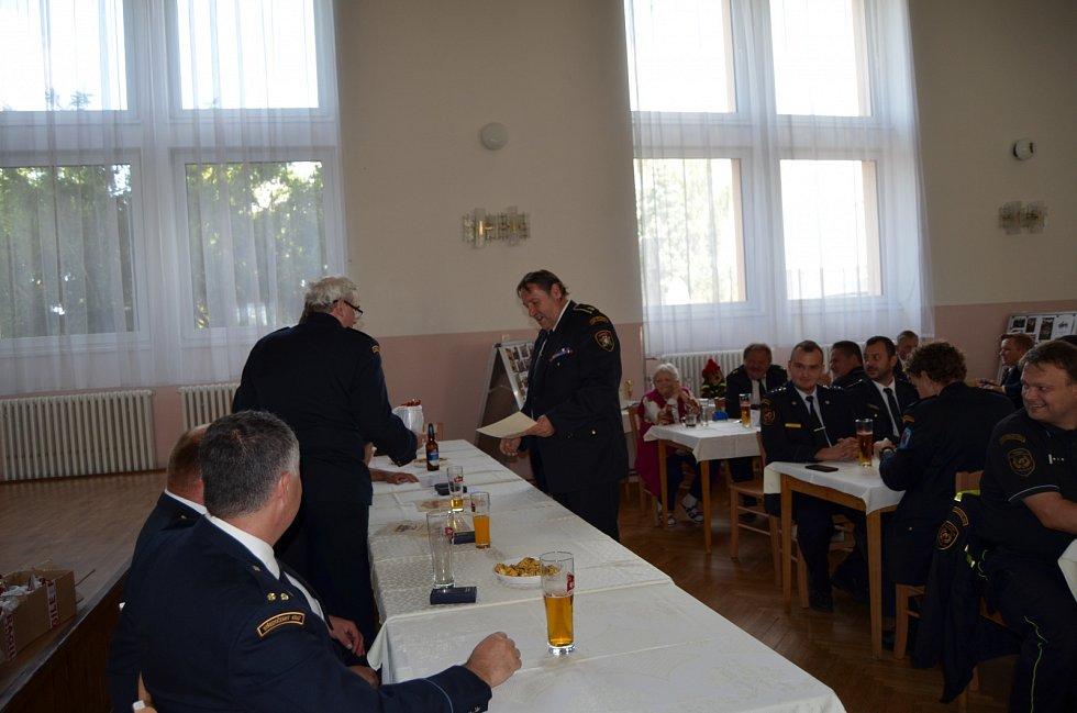 Z oslav 130 let od založení jednotky SDH Ruda.
