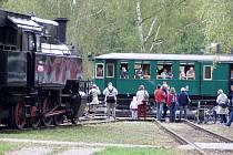 Železniční muzeum Lužná zahajuje sezonu