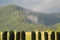 Fotoreportáž z obce Skryje