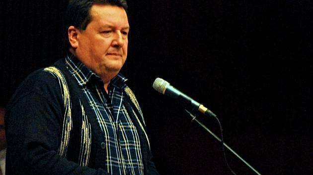 Jiří Froněk, předseda TJ Tatran Rakovník
