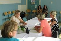 Na Masarykově obchodní akademii začaly ústní maturitní zkoušky.