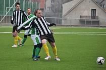Finálové utkání mezi Mšecí a Bělčí