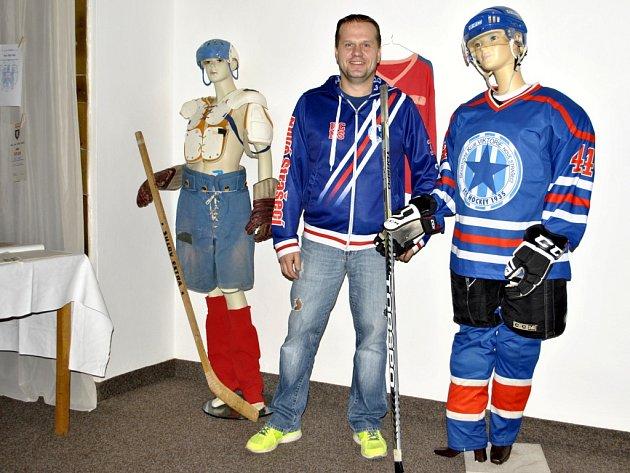 Hokejový klub SK Viktorie Nové Strašecí oslavil 80. výročí vzniku