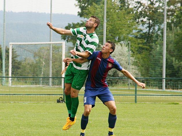 Tatran porazil v prvním přípravném duelu Přední Kopaninu 5:0, když se hattrickem blýskl Hradecký.