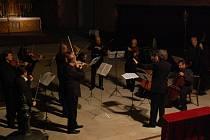 Koncert orchestru Camerata Bohemica v kostele sv. Bartoloměje