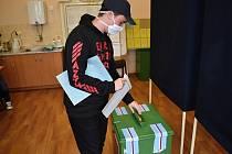 Volby v Kněževsi 2020.