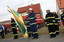 Oslavy hasičů ve Třtici
