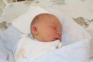 ALFRED KADLEC, UNHOŠŤ. Narodil se 6. října 2017. Po porodu vážil 3,55 kg. Rodiče jsou Šárka a Zdeněk. Bratr Radim
