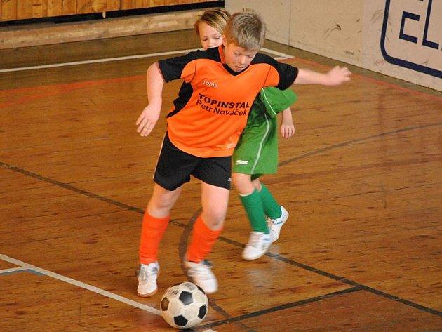 Fotbalový turnaj přípravek
