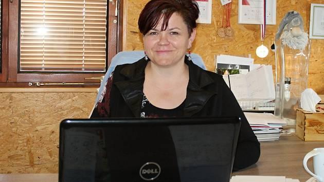 Jarmila Fabišková získala druhé místo v soutěži Ocenění českých podnikatelek.