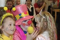 Dětský karneval v Městečku