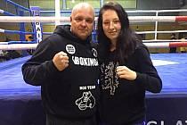 Sára Chovanová (vpravo) brala na MČR bronz